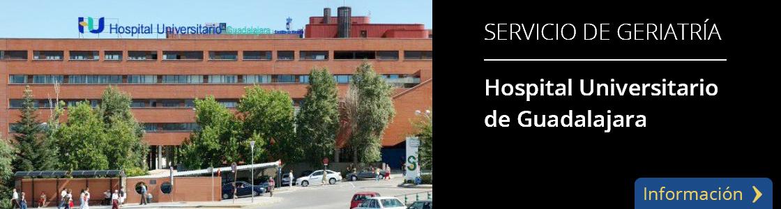 Hospital Universitario de Guadalajara - Servicio de Geriatría